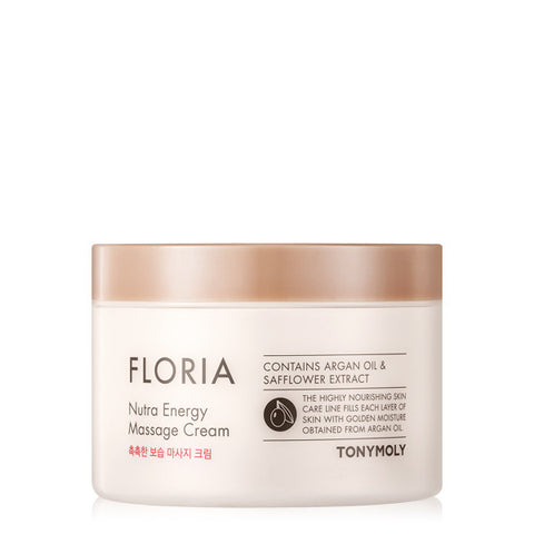 Tony Moly - Floria Nutra Energy Massage Cream 200ml