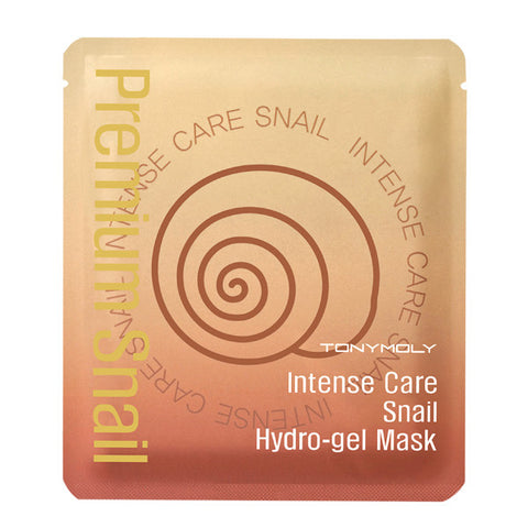 Tony Moly - Intense Care Snail Hydrogel Mask 25gx 3ad