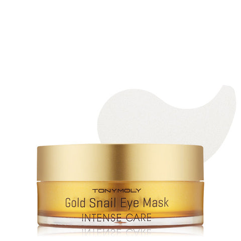 Tony Moly - Intense Care Gold Snail Eye Mask 90g