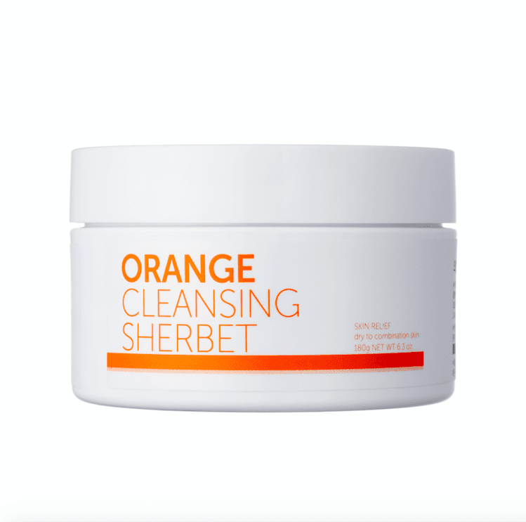 Aromatica - Orange Cleansing Sherbet 180g