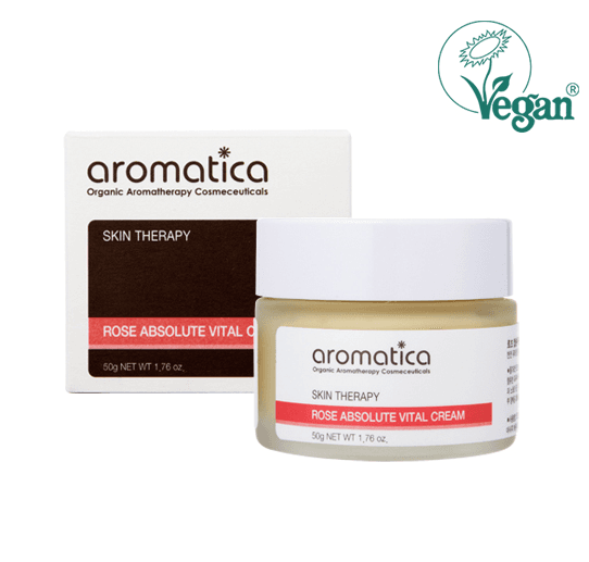 Aromatica - Rose Absolute Vital Cream 50g