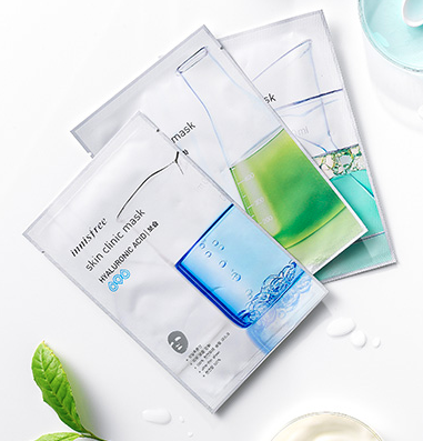Innisfree - Skin Clinic Mask 20ml x 5ad
