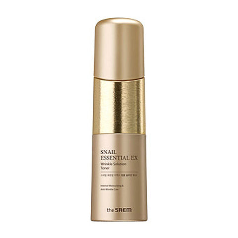 The Saem - Snail Essential Ex Wrinkle Solution Toner 150ml