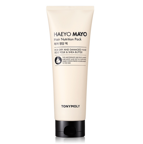 Tony Moly - Haeyo Mayo Hair Nutrition Pack 250ml