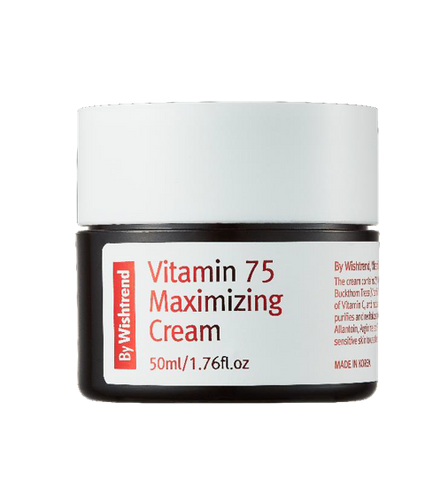 Wishtrend - Vitamin 75 Maximizing Cream 50ml