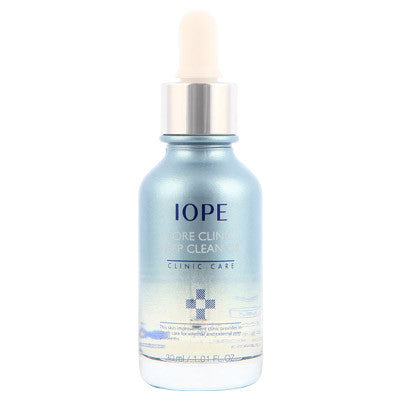 IOPE - Pore Clinic Deep Clean Oil 30ml