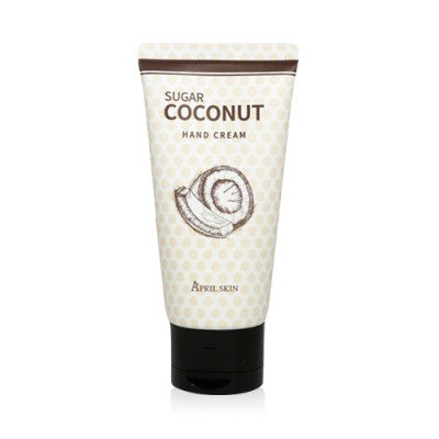 April Skin - Sugar Coconut Hand Cream 50ml