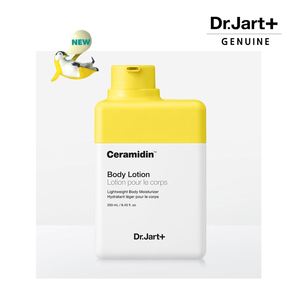 Dr. Jart+ New Ceramidin Body Lotion 250ml