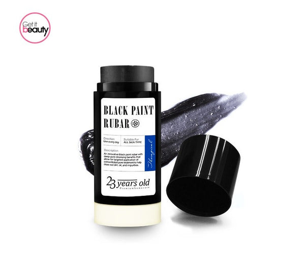 23 Years Old - Black Paint Rubar 45g