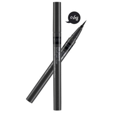 The Face Shop - Ink Graffi Brush Pen Liner  0.6g