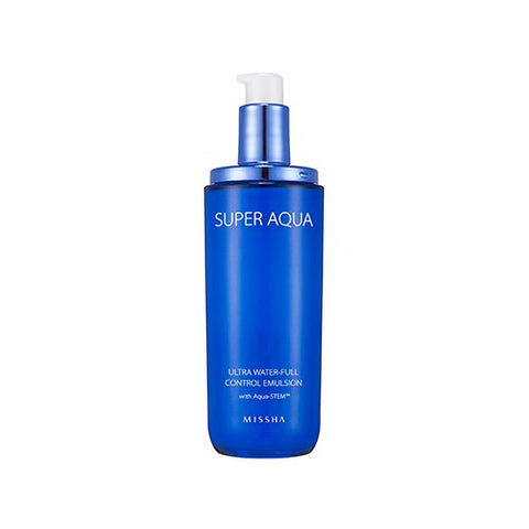 Missha - Super Aqua Ultra Water-Full Control Emulsion 130ml