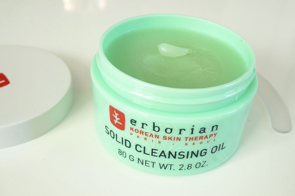 Erborian - Solid Cleansing Oil 80gr