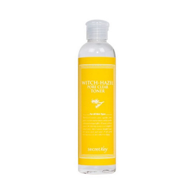 Secret Key - Witchhazel Pore Clear Toner 250ml