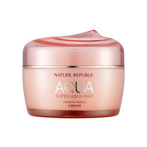 Nature Republic - Super Aqua Max Moisture Watery Cream(RR)  80ml