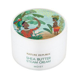 Nature Republic - Shea Butter Steam Cream_Moist 100ml