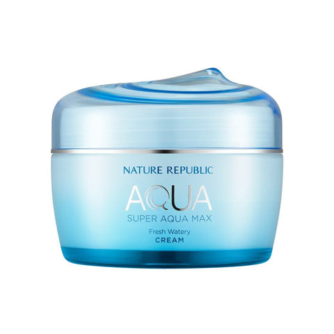 Nature Republic - Super Aqua Max Fresh Watery Cream(RR) 80ml