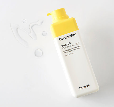 Dr. Jart+ Ceramidin Body Oil 250ml