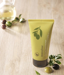 Innisfree - Olive real cleansing foam 150ml