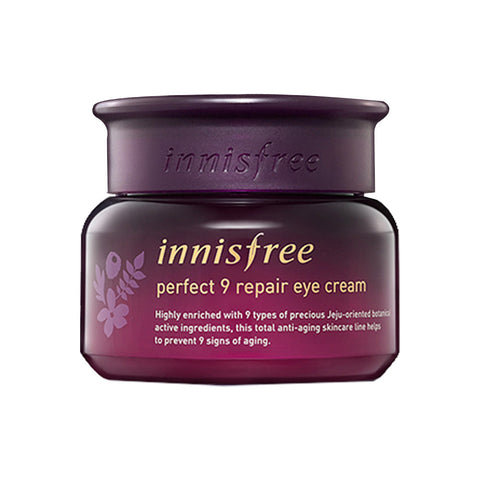 Innisfree - Perfect 9 Repair Eye Cream 30ml