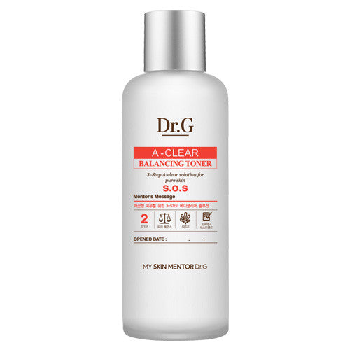 Dr.G - A-Clear Balancing Toner 170ml