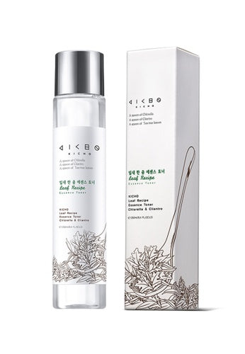 Kicho - Kicho Leaf Recipe Essence Toner 250ml