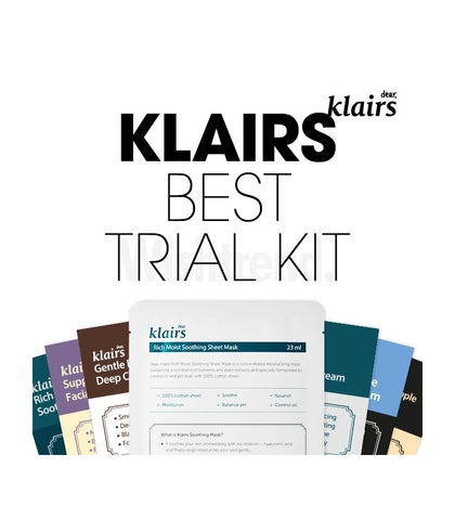 Klairs - Best Trial Kit