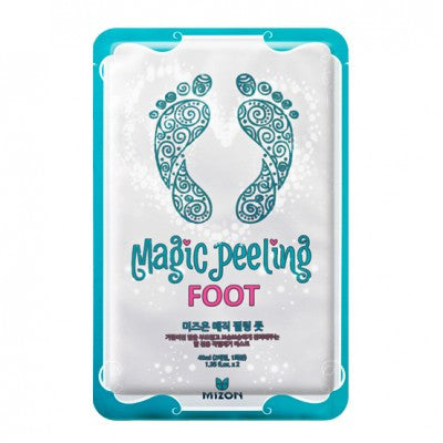 Mizon - Magic Peeling Foot 40ml x 2ad