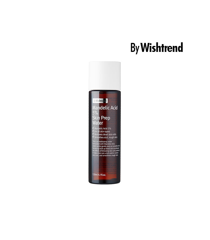By Wishtrend - Mandelic Acid 5% Skin Prep Water 120ml