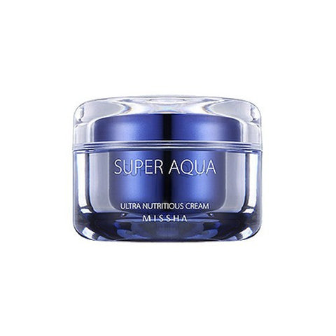 Missha - Super Aqua Ultra Nutritious Cream 47ml