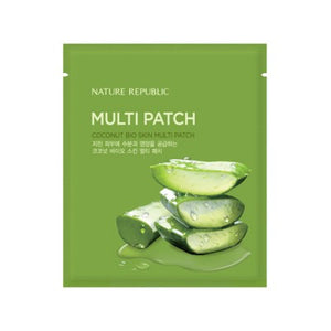 Nature Republic - Coconut Bio Skin Multi Patch