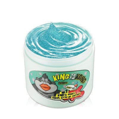 Mizon - No.1 King`S Berry Aqua Step-Up Cream 300ml