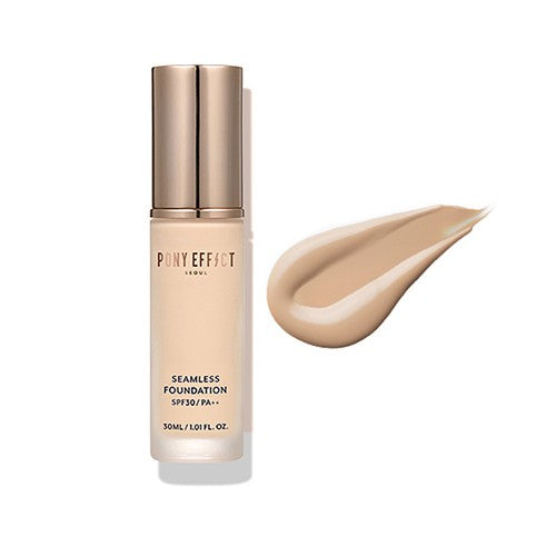 Pony Effect - Pony Effect Seamless Foundation Spf 30 30ml