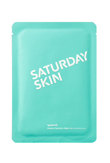 Saturday Skin - Quench Intense Hydration Mask (5Pcs) 25ml