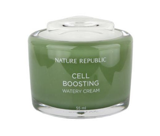Nature Republic – Cell Boosting Watery Cream 55ml