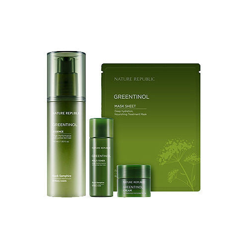 Nature Republic -  Greentinol Essence Special Kit 1 pack (5 parça)