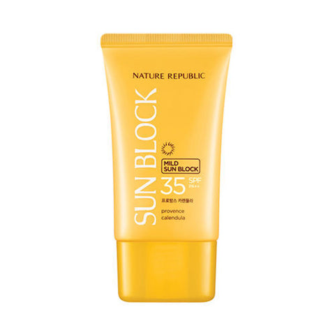 Nature Republic – Provence Calendula Mild Sun Block 57ml