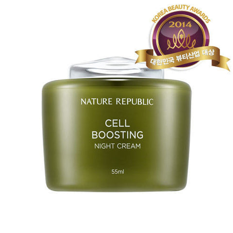Nature Republic - Cell Boosting Night Cream 55ml
