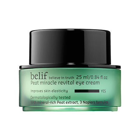 Belif - Peat Miracle Revital Eye Cream 25ml
