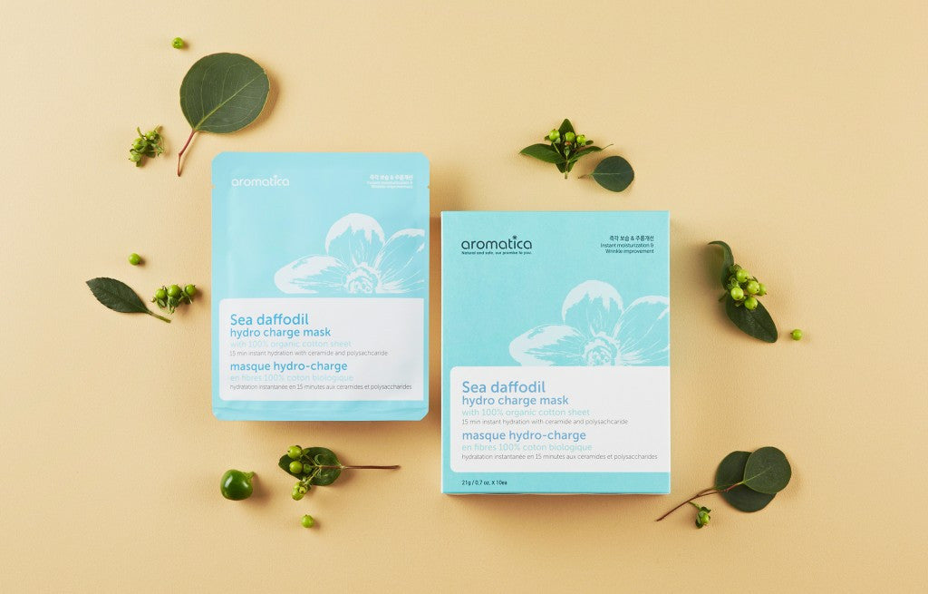 Aromatica - Sea Daffodil Hydro Charge Mask