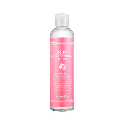 Secret Key - Rose Floral Softening Toner 250ml