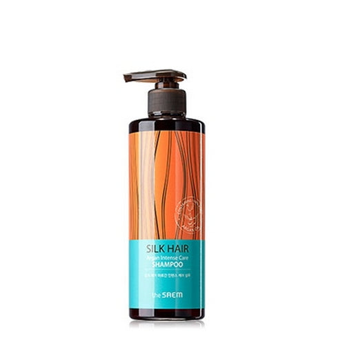 The Saem - Silk Hair Argan Intense Care Shampoo 380gr