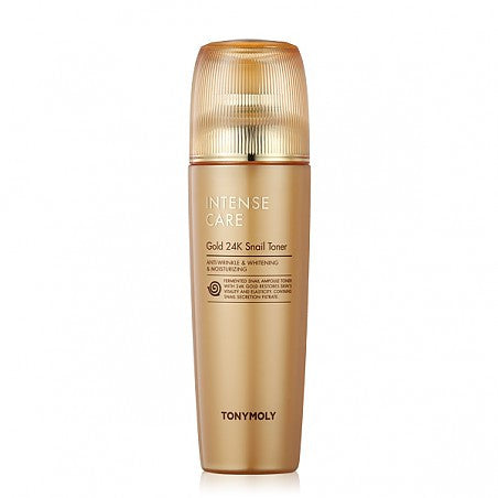 Tony Moly - Intense Care Gold 24K Snail Toner 140ml
