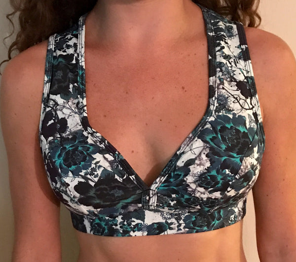 Winter Bouquet Bra Top - She By Anna