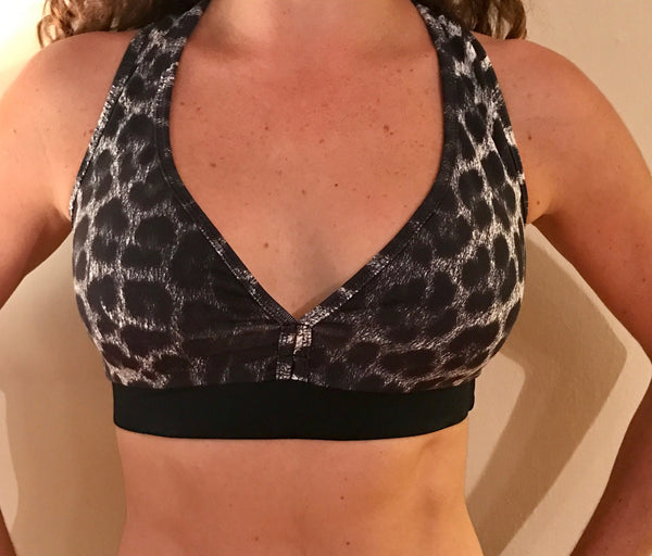 Cheetah Bra Top - She By Anna
