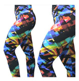 Kaleidoscope Leggings - She By Anna
