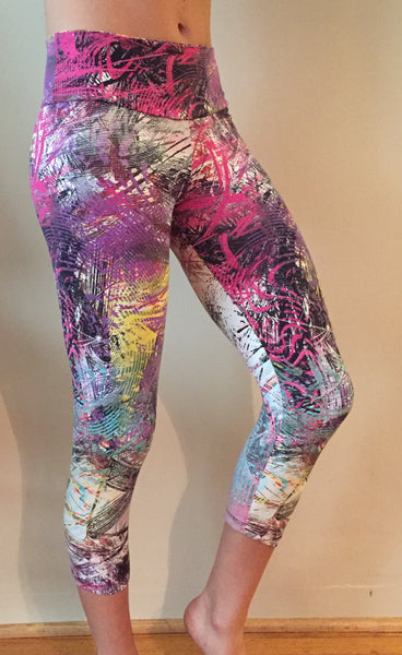 Fine Lines Leggings - She By Anna