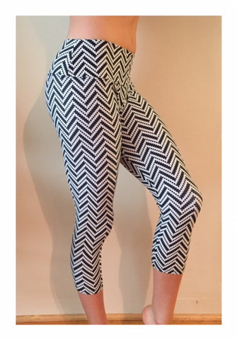 ZigZag Leggings - She By Anna