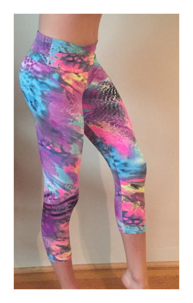 Cotton Candy Leggings - She By Anna