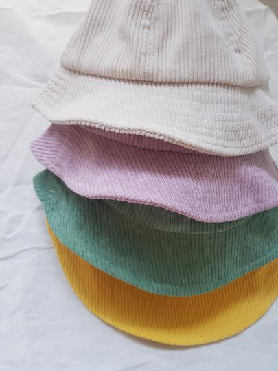 Mini Corduroy Hat