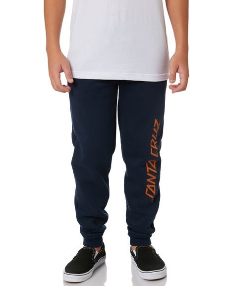 Classic Strip Fleece Pant
